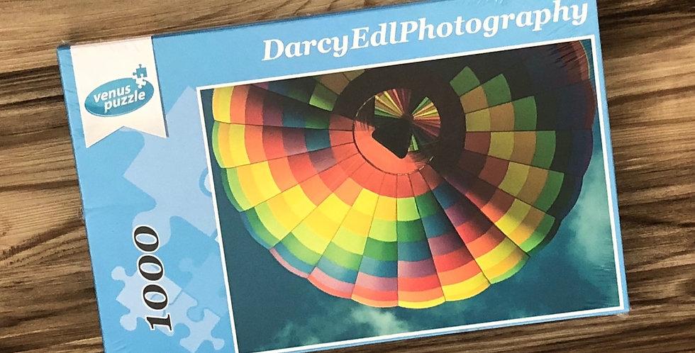 Rainbow Balloon 1000 pc Puzzle