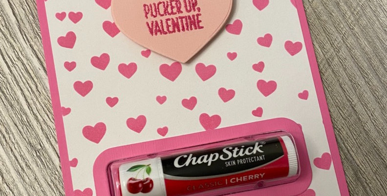 Pucker Up Valentine by Lexi