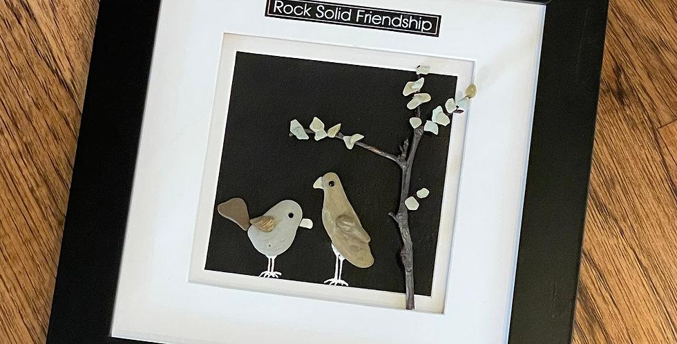 Rock Solid Friendship by Shari