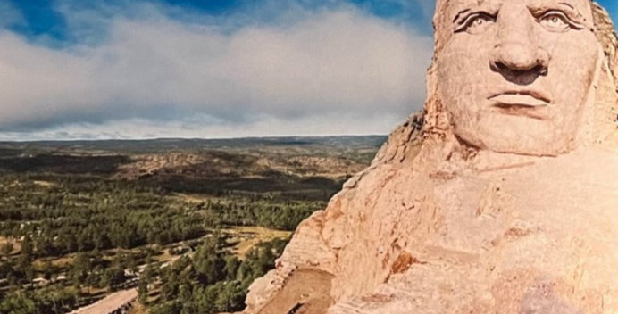 Crazy Horse Panoramic