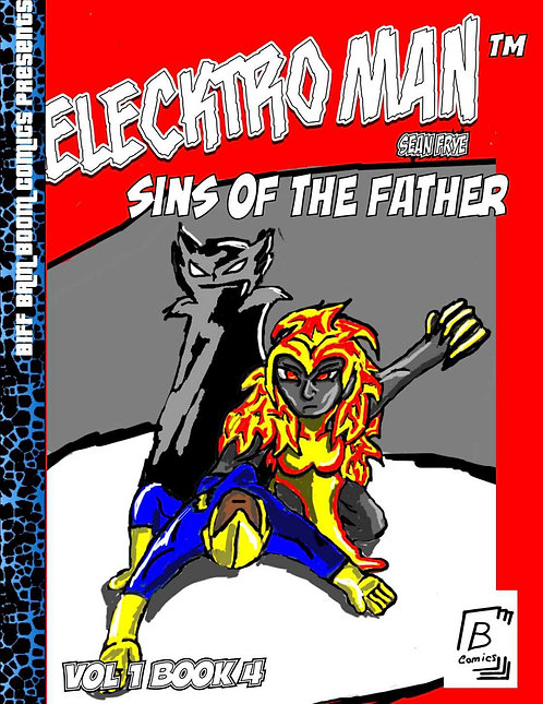 Electro Man Vol 1 Book 4 (Digital)