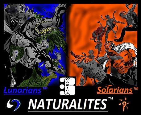 Naturalites Poster (11x14)