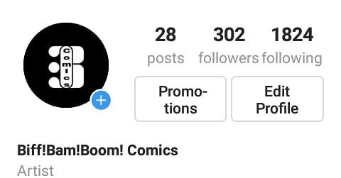300 plus followers.