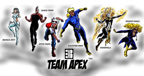 Team Apex Poster (11x14)