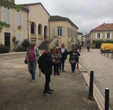 Le jeudi 20 juin 2019 : Sortie à LA ROMIEU  visite de la collégiale et Les Jardins de Coursiana.