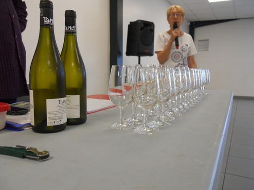 Le vendredi 11 octobre à la salle Maïté Anglade Conférence sur le vin.