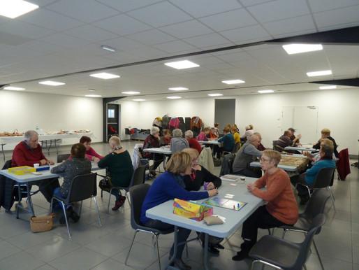 Vendredi 1er février à 14H30 salle Maïté Anglade : Après-midi jeux et crêpes