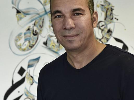 Le vendredi 25 octobre 2019 : café littéraire avec comme invité Mohammed IDALI, peintre, calligraphe