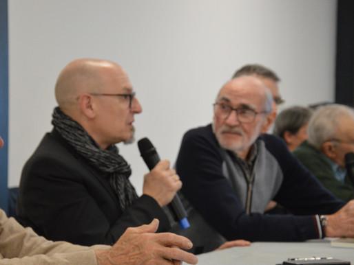 Le vendredi 29 mars : café littéraire avec Brice TORRICILLIAS