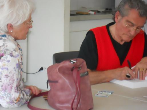 Atelier littéraire : Francis Pornon