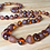 Thumbnail: Sugar 'N Spice : Baltic Amber Teething Necklace