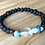 Thumbnail: Cancer : Baltic Amber Zodiac Bracelet