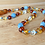 Thumbnail: Dewdrop : Baltic Amber Teething Necklace
