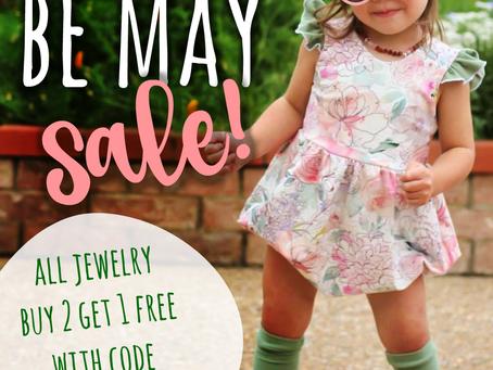 Buy 2 Get 1 FREE Sale!