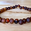 Thumbnail: Sugar and Spice : Baltic Amber Rounds Bracelet