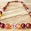 Thumbnail: Light My Fire : Baltic Amber Energy & Motivation Necklace