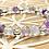 Thumbnail: Crown Chakra Stretchy Bracelet