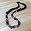 Thumbnail: CUSTOM : Adult Sized ROUND Amber & NUGGET Gemstone Centerpiece Necklace