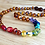 Thumbnail: After The Rain - Cognac: Kid's Baltic Amber Necklace