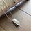 """Thumbnail: 22"""" Cloud Quartz Crystal Point Chain Necklace"""