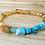 Thumbnail: Catalina : Baltic Amber Stretchy Bracelet