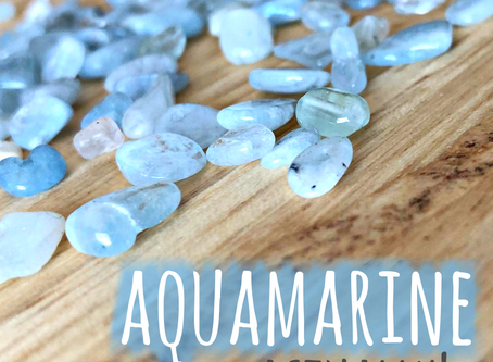 Aquamarine, Actually!