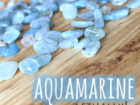 Aquamarine, Actually!