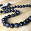 Thumbnail: Dark Matter : Baltic Amber Adult Necklace
