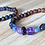 Thumbnail: CUSTOM : ROUND Amber and/or NUGGET Gemstone CLASPING Bracelet