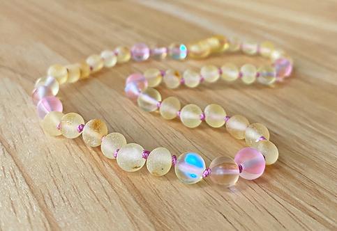 Sunshine Daydream : Baltic Amber Teething Necklace