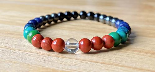 Enneagram 1 Bracelet