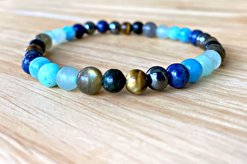 Chill Bro : Anxiety Grounding Bracelet