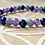 Thumbnail: Third Eye Chakra Stretchy Bracelet