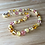 Thumbnail: Strawberries & Cream : Baltic Amber Teething Necklace