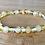 Thumbnail: Mellow Yellow : Baltic Amber Rounds Bracelet