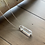 "Thumbnail: 20"" Clear Quartz Crystal Point Chain Necklace"