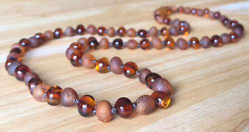Sugar 'N Spice : Baltic Amber Kid's Necklace