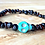 Thumbnail: Baltic Amber Skull Bracelet