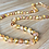 Thumbnail: Honeybunch : Baltic Amber Adult Necklace