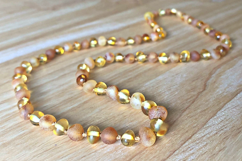 Honeybunch : Baltic Amber Kid's Necklace