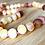 Thumbnail: Banana Pudding : Unpolished Baltic Amber Adult Necklace