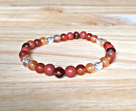 Light My Fire : Energy Boosting & Fatigue Support Bracelet