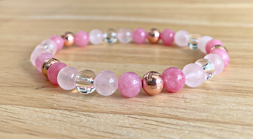 Love Actually : Heart Healing & Confidence Boosting Bracelet