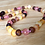 Thumbnail: Chocolate Cherry : Unpolished Kid's Baltic Amber Necklace
