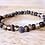 Thumbnail: Into The Woods : Baltic Amber Rounds Anklet