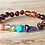 Thumbnail: After The Rain - Cognac : Baltic Amber Teething Anklet