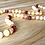 Thumbnail: Banana Pudding : Unpolished Kid's Baltic Amber Necklace