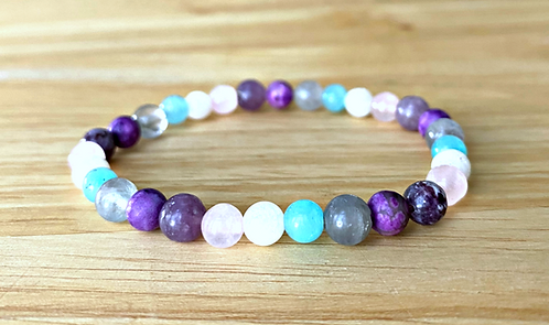 Above The Clouds : Grief & Loss Support Bracelet