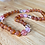 Thumbnail: Raspberry Truffle : Baltic Amber Teething Necklace