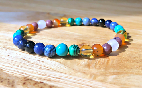 The Other Side of Fear : Worry & Fear Release Bracelet